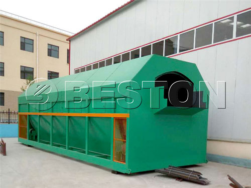 Large-size waste sorter