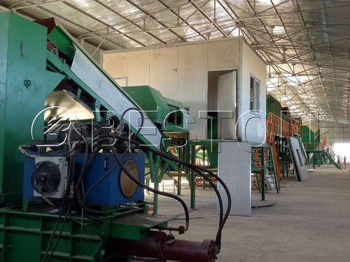 waste separation equipment