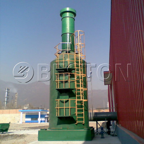 Deodorant Tower of Municipal Solid Waste Treatment Equipment