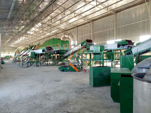 Beston Waste Segregation Machine