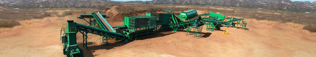 Beston Waste Recycling Line
