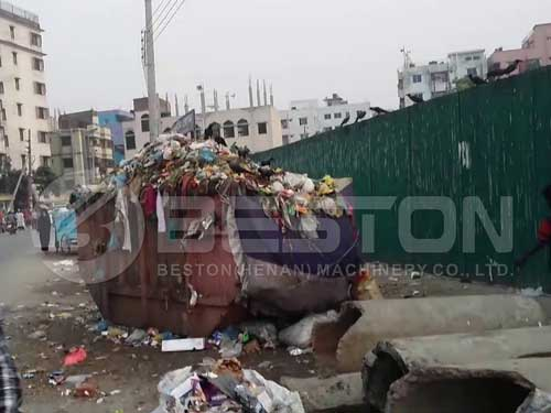 Waste Management in Bangladesh