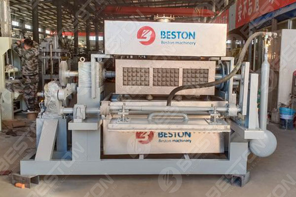 Paper Egg Tray Manufacturing Machine