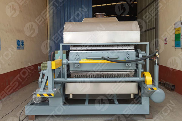 Affordable Pulp Molding Machine