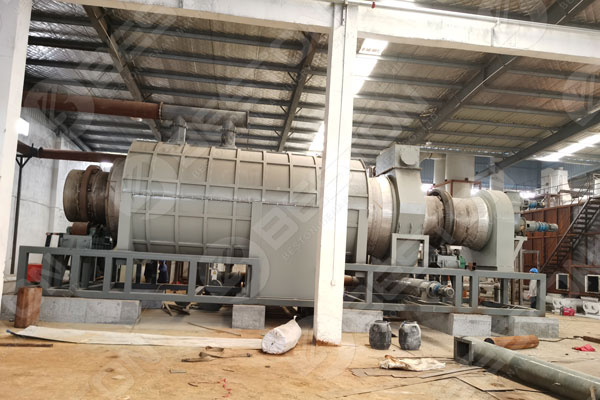 Beston Automatic Charcoal Machine for Sale