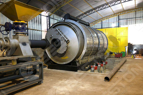 Continuous Pyrolysis Equipment