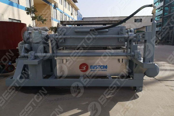 Reliable Egg Tray Machine