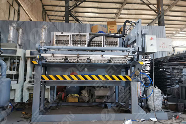 Manual Egg Tray Machine for Sale